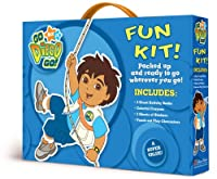 Go Diego Go Fun Kit