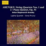 String Quartet No. 1, G major, Op. 11: Andante sostenuto