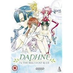 光と水のダフネ -DAPHNE IN THE BRILLIANT BLUE- コンプリート DVD-BOX(全24話, 650分) ひかりとみずのダフネ アニメ [DVD] [Import] [PAL, 再生環境をご確認ください]