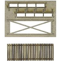 Walthers Inc. Foot Bridge Kit 2-3/8 X 7/8 X 1/2 6 X 2X 1.3cm [並行輸入品]