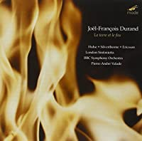 Joël-François Durand: La terre le feu