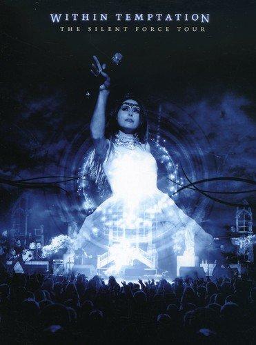 WITHIN TEMPTATION : THE SILENT FORCE TOUR - COFFRET DE 2 DVD (IMPORT)