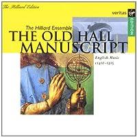 Old Hall Manuscript