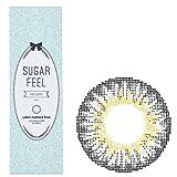 Sugar Feel シュガーフィール 1箱10枚入 【カラー】エラドグレー 【PWR】±0.00(度なし)