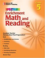 Spectrum Enrichment Math And Reading: Grade 5