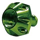 ビレットフラッシュフィッティング KAWASAKI カワサキ ULTRA300/310 シリーズ UNLIMITED アンリミテッド 水上バイク ジェットスキー ULTRA300/310/LX(〜'10) GRグリーン