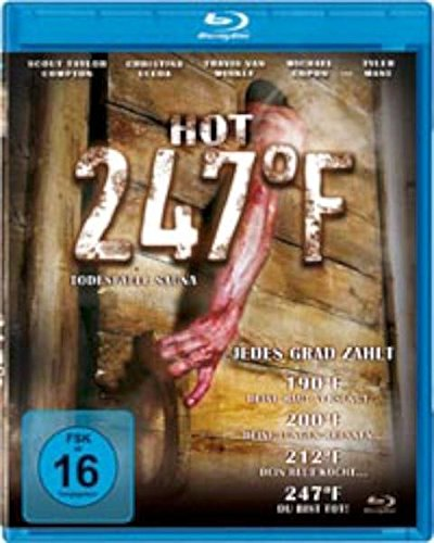 247 Grad Fahrenheit - Todesfalle Sauna