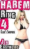 Harem Ring 4: Ellie's Surprise (English Edition)