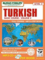 FSI: Basic Turkish 2 (MP3/PDF) [並行輸入品]