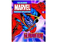 The Classic Marvel Figure Collection #98 Gladiator by Eaglemoss Publications
