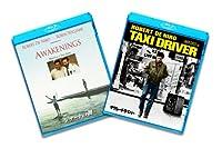 ブルーレイ2枚パック レナードの朝/タクシードライバー [Blu-ray]