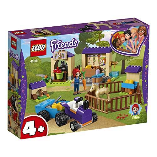 レゴ(LEGO) フレンズ ミアとポニーのお世話 41361