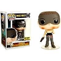 Funko POP 。映画Mad Max Fury Road Furiosa # 508 ( Missingアーム)