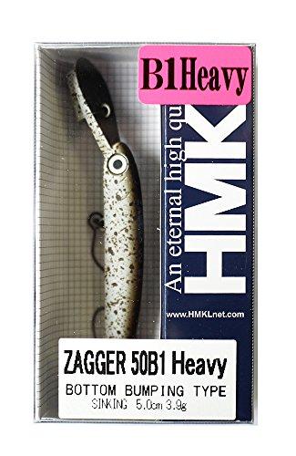 HMKL(ハンクル) ルアー ザッガー 50 B1 Heavy クッキーバニラ.