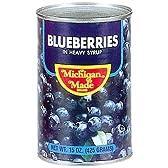 ギャバン ブルーベリー 425g缶