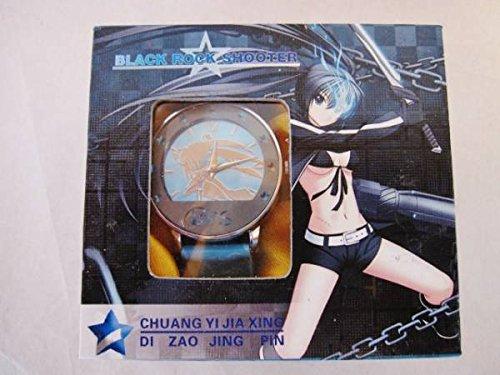 ブラック ロックシューター 腕時計