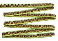 ペルー アンデス ワンカイヨ 民族織物 紐 長さ5m 幅約1.5cm OT-022I