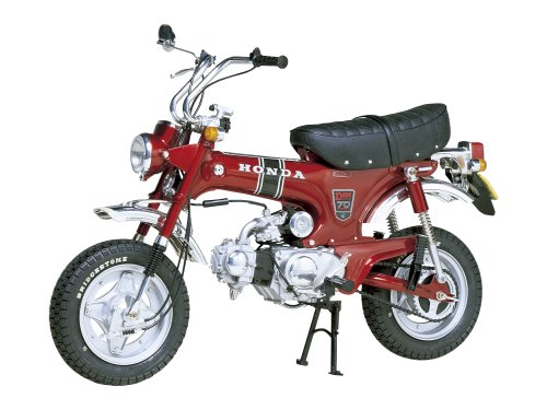 1/6 オートバイシリーズ No.2 ダックス Honda ST70 16002