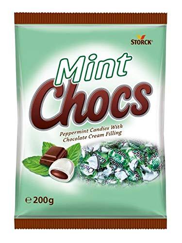 ストーク ミントチョコキャンディー 200g