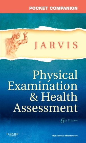 Download Pocket Companion for Physical Examination and Health Assessment, 6e 1437714420