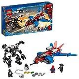 レゴ(LEGO) スーパー・ヒーローズ スパイダージェットとヴェノム・メカスーツの対決 76150