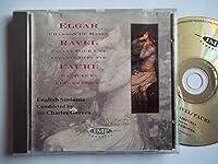 Elgar/Ravel/Faure;Chanson