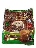 OldTown White Coffee Hazelnut オールドタウンホワイトコーヒーヘーゼルナッツ味 3 in 1 40gx15 Sachets (600g) [並行輸入品]