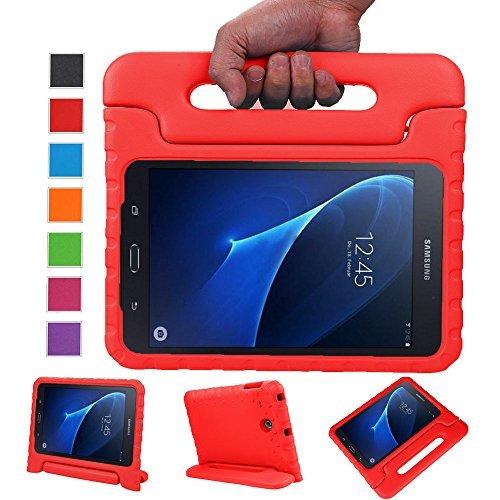 bellestyle Samsung GalaxyタブJ 7.0Kidsケース BE-EV-SXTJ7.0-Red