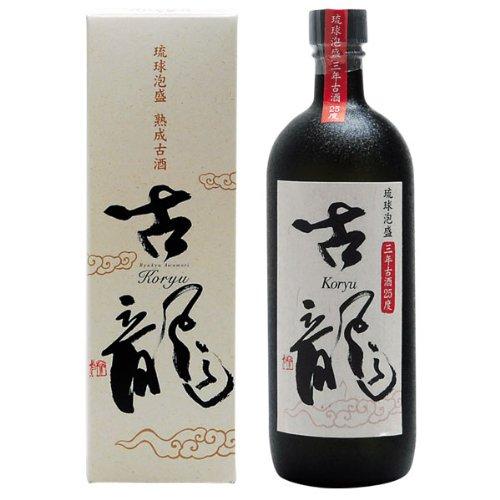 今帰仁酒造 古龍 3年古酒 25度 720ml