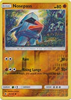 Nosepass - 69/145 - Common - Reverse Holo - Sun & Moon: Guardians Rising
