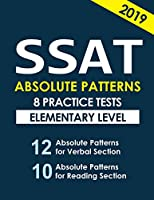 SSAT ABSOLUTE PATTERN Elementary Level
