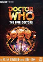 Doctor Who: Five Doctors [DVD] [Import]