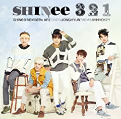 SHINee「Everybody [Japanese ver.]」のジャケット画像