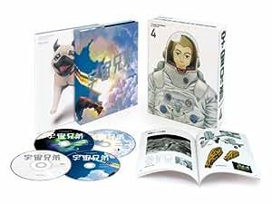 宇宙兄弟 Blu-ray DISC BOX 4