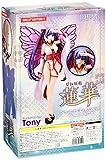 アルファマックス T2アート☆ガールズ 愛玩妖精 蓮華 1/6スケール PVC製 塗装済み 完成品 フィギュア_02