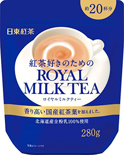 日東紅茶 ロイヤルミルクティー 280g×4個