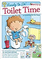 Ready to Go! Toilet Time: A training book for boys