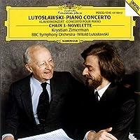 ルトスワフスキ:ピアノ協奏曲
