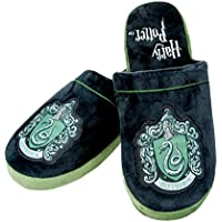 Official Harry Potter Slytherin Unisex Slippers (UK 8-10)