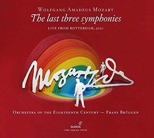 Mozart: Last Three Symphonies