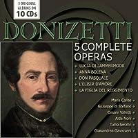 Donizetti: Original Albums by VARIOUS