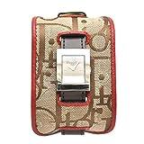 [クリスチャン ディオール] Christian Dior マリス ミラー文字盤 レディース QZ クォーツ 腕時計 D78-109 [中古]
