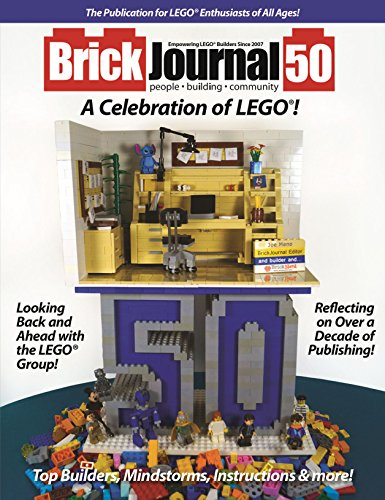 Brickjournal: A Celebration of...