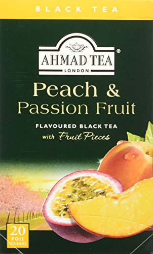 AHMAD TEA ピーチ&パッション 2g×20包