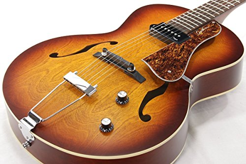 Godin/5th Avenue Kingpin P90 Cognac Burst ゴダン