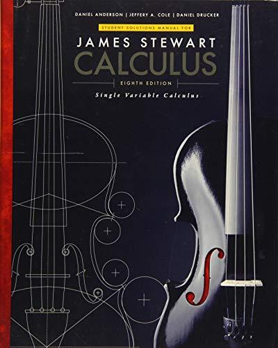 Download Single Variable Calculus (James Stewart Calculus) 1305271815
