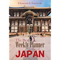 The Best Weekly Planner for Fans of Japan