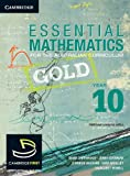 Cover of Essential Mathematics Gold for the Australian Curriculum Year 10