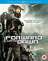 Halo 4: Forward Unto Dawn Deluxe Edition Blu-ray/DVD Combo【DVD】 [並行輸入品]