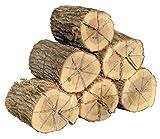 ベストログこだわりの長時間よく燃える薪(マッキ?君)100kg 群馬県産ナラ材 職人こだわりの自然乾燥 2シーズンしっかり乾燥させた高品質な薪 驚きの長時間燃焼 薪ストーブ 暖炉 アウトドア 薪窯にも